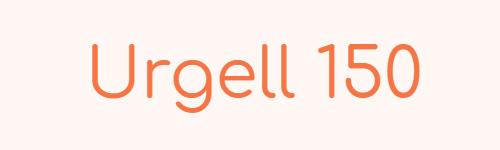 Urgell 150